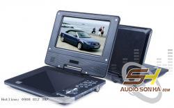 DVD Cầm tay Portable TV 7inch
