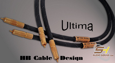 HB Cable Design Ultima Interconnect