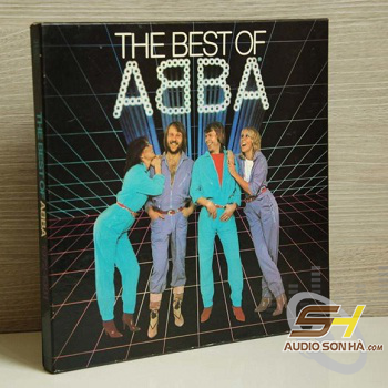 Đĩa LP ABBA - The Best Of ABBA - Bộ 5 Cái LP