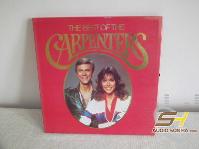 Đĩa LP Carpenters - The Best of the / Bộ 4LP