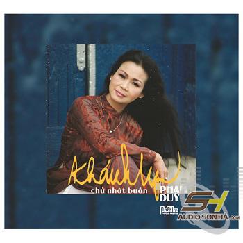 CD Khánh Ly - Chủ Nhật Buồn