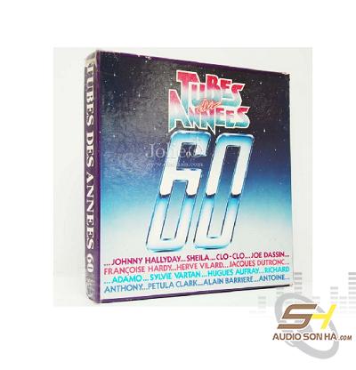 Đĩa LP Tubes Des Annees 60/9LP