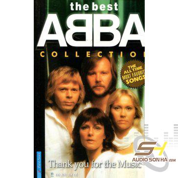 CD ABBA Collection