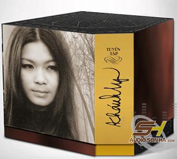 CD Khánh Ly tuyển chọn (5CD)