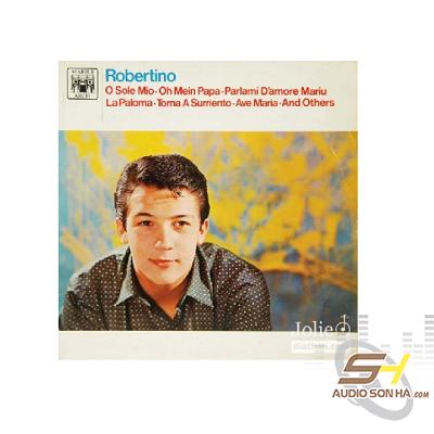 Đĩa LP Robertino, Bài hát Santa Lucia