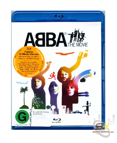 Đĩa Abba, The Movie