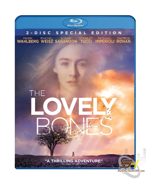 Đĩa Bluray The Lovely Bones