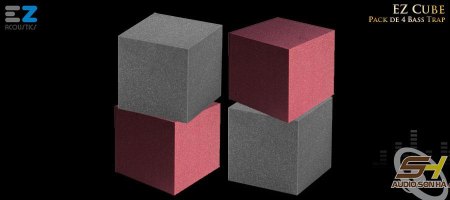 Tấm tiêu tán âm EZ Foam Cube/ 1tấm