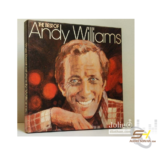 Đĩa than Andy Williams, The Best Of, 6LP