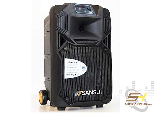 Sansui SS1-15 (4 Tấc) : loa kéo tay