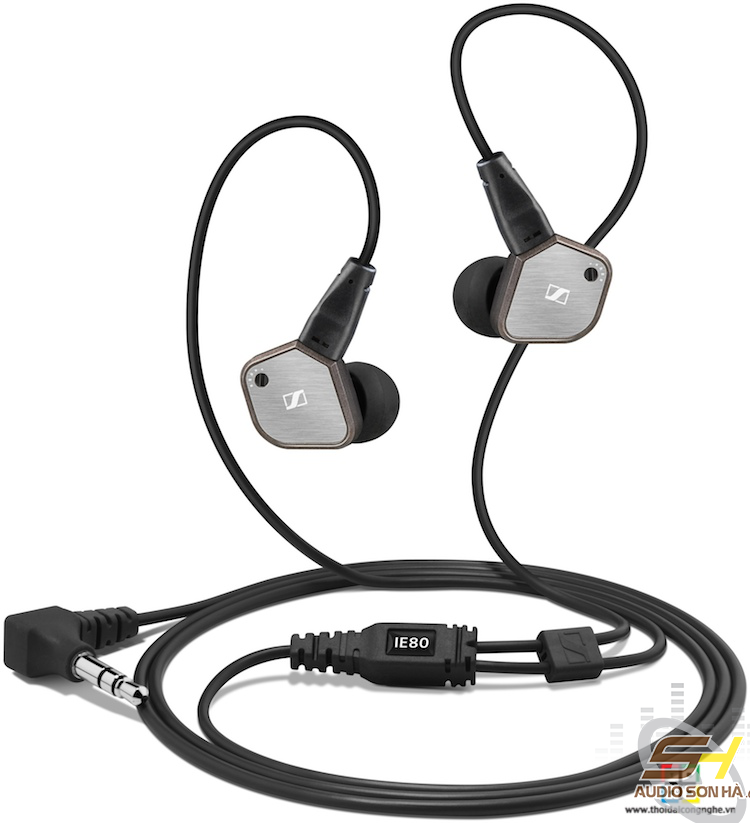 Tai nghe Sennheiser  In Ear IE80