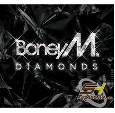 CD Boney M Diamonds / 3CD