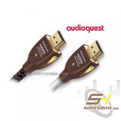 Dây HDMI AudioQuest Chocolate / 1,5m