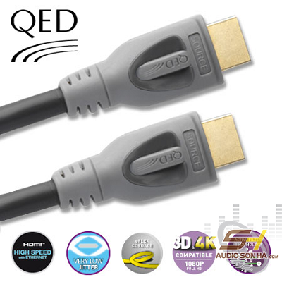 Dây HDMI QED Performance Active/ 15m