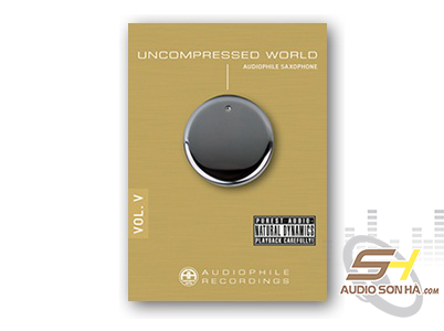 CD UNCOMPRESSED WORLD VOL. 5