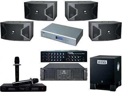 Hệ thống Karaoke dành cho phòng dưới 50m2