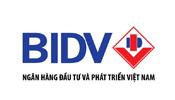 Trả góp qua BIDV