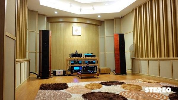 Sơn Hà Audio khai trương phòng thử máy chuẩn Hi-End (P.1)