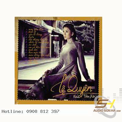 CD Lệ Quyên - Khúc Tình Xưa