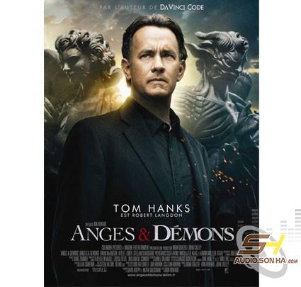 Đĩa Blu Ray - Angels & Demons