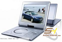 DVD Cầm tay Portable TV 13