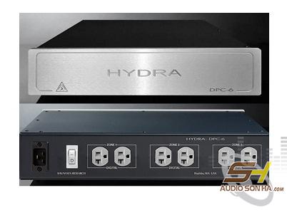 Lọc điện Shunyata Hydra DPC-6 V2