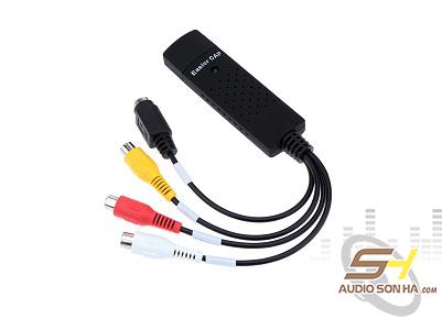Bộ chuyển đổi USB 2.0 sang hình ảnh và âm thanh