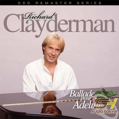 CD Richard  - Ballade pour adeline