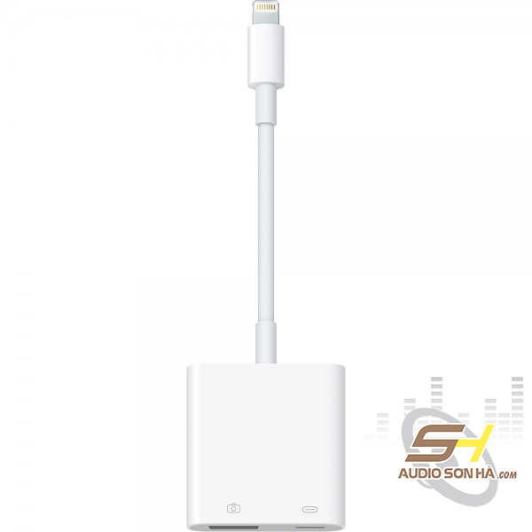 Apple Lightning to USB 3 Camera Adapter