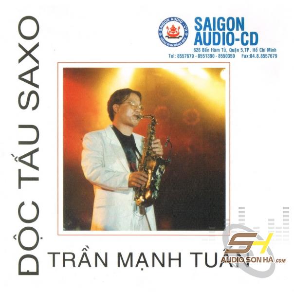 CD Trần Mạnh Tuấn, Độc tấu Saxo