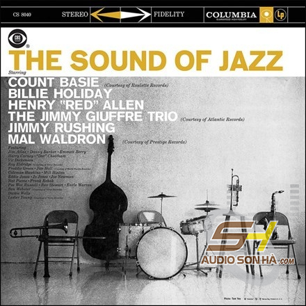 CD The Sound Of Jazz - SACD