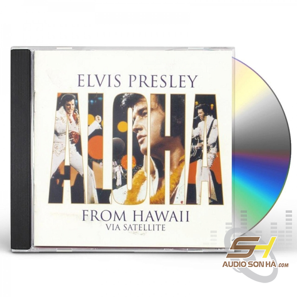CD Elvis Presley From Hawaii