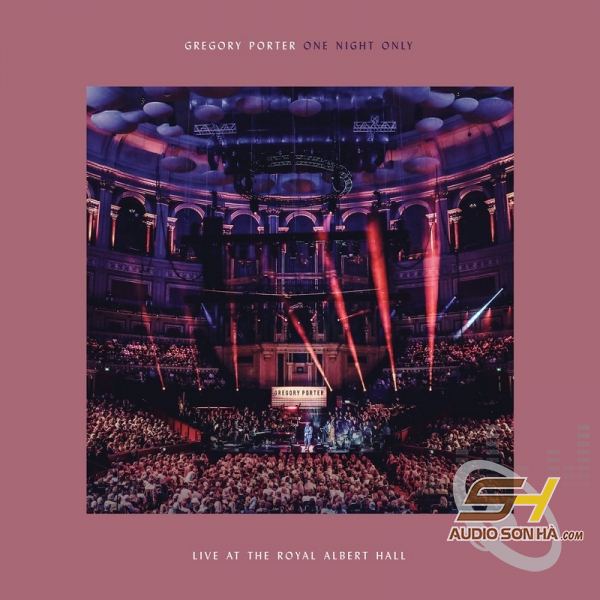 CD Gregory Porter, One Night Only