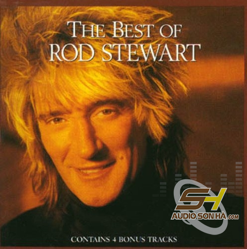 CD Rod Stewart, The Best Of