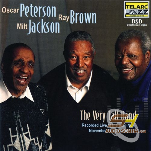 CD Oscar Peterson / CD Milt Jackson, Ray Brown, Oscar Peterson, The Very Tall Band