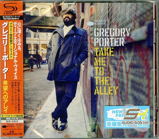 CD Gregory Porter, Take Me To The Alley