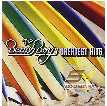 CD Beach Boys, Greatest Hits
