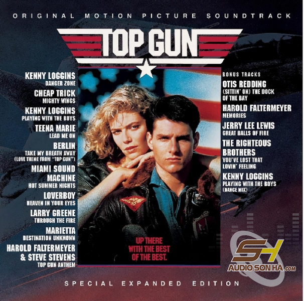 CD Top Gun, Up there with the best
