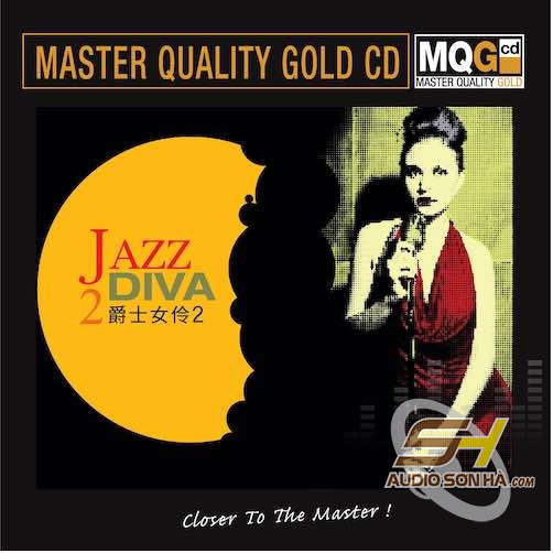 CD Jazz Diva Vol2