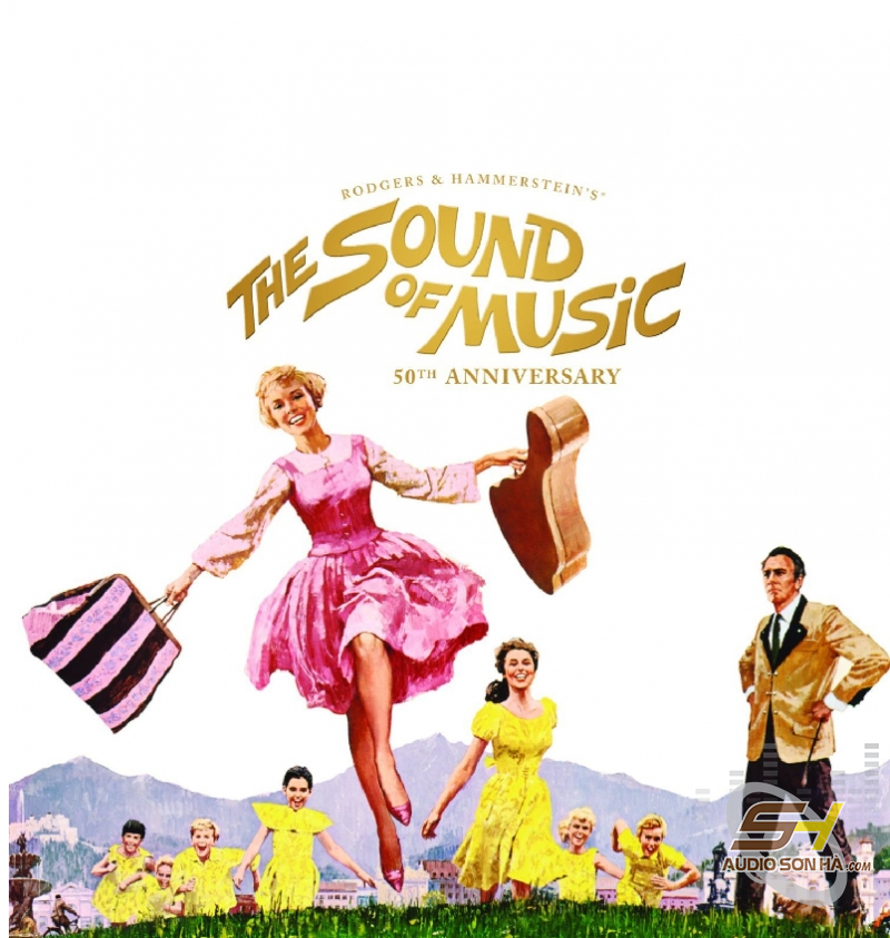 CD The Sound Of Music, 50th Anniversary Edition