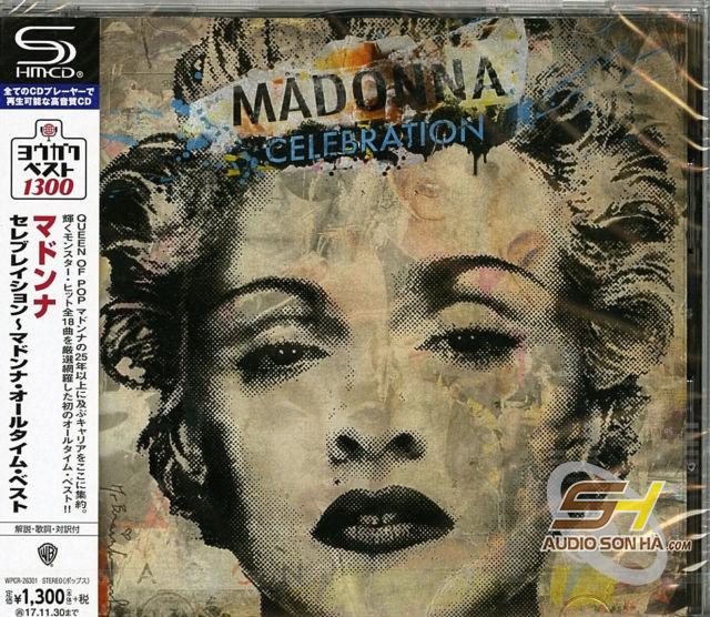 CD Madonna, Celebration