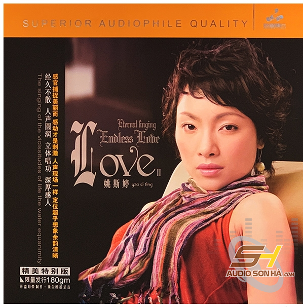 LP Yao Si Ting Endless Love II