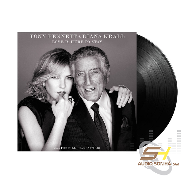 LP Tony Bennett & Diana Krall, Love is here to stay