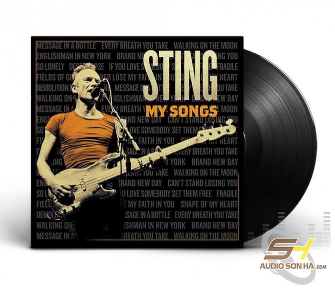 LP Sting My Songs
