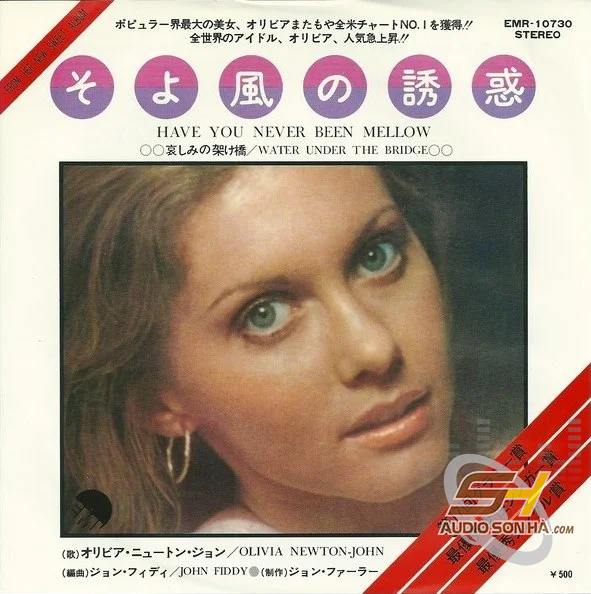 LP Olivia Newton-John, Have You Never Been Mellow