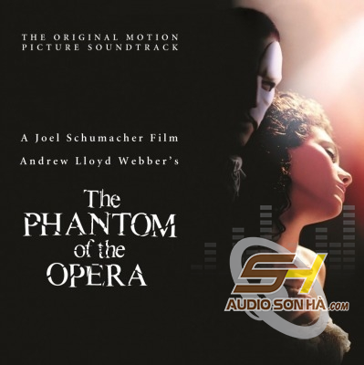 LP Phantom Of The Opera, Andrew Lloyd Webber