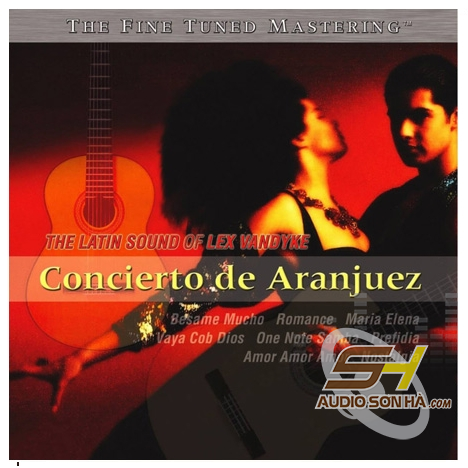 LP The Latin Sound of Lex Vandyke, Concierto de Aranjuez