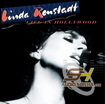 LP Linda Ronstadt , Live In Hollywood
