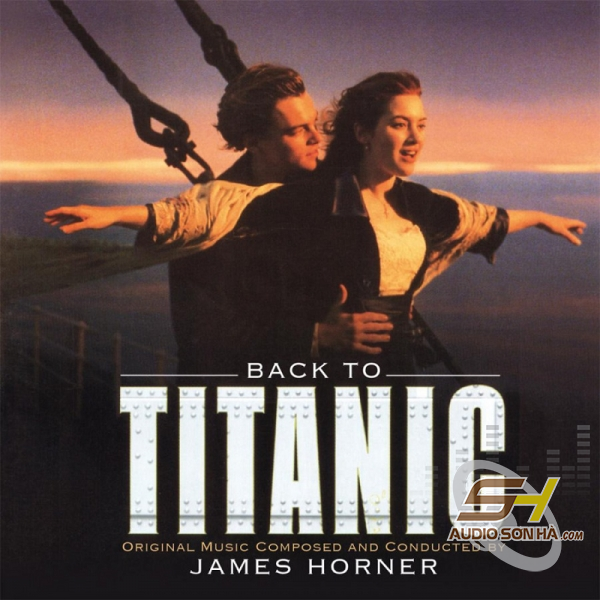 LP James Horner , Back To Titanic