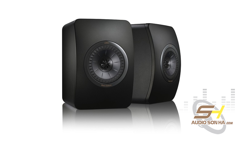 Loa bookshelf KEF LS50 Black Edition